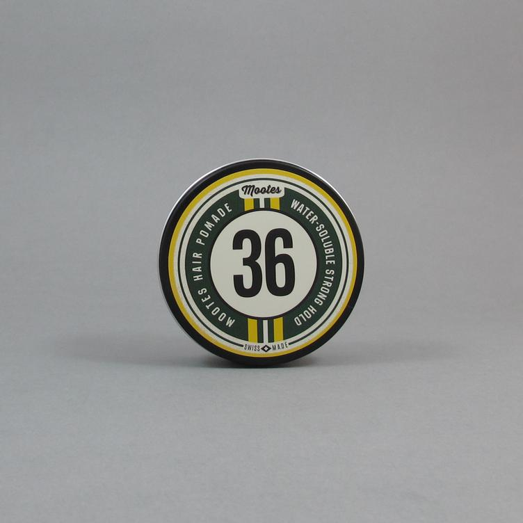 36 Strong Hold Water-Soluble Pomade