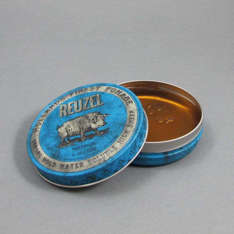 Pomade Strong Hold High Sheen - 0