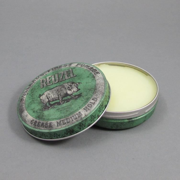 Pomade Grease Medium Hold - 0