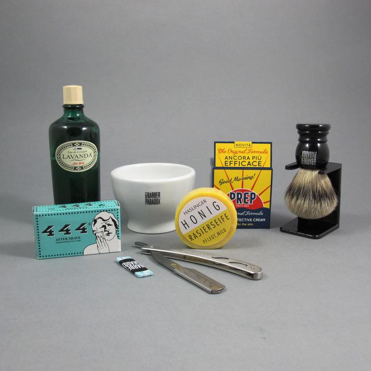 The Wet Shave Pro Kit
