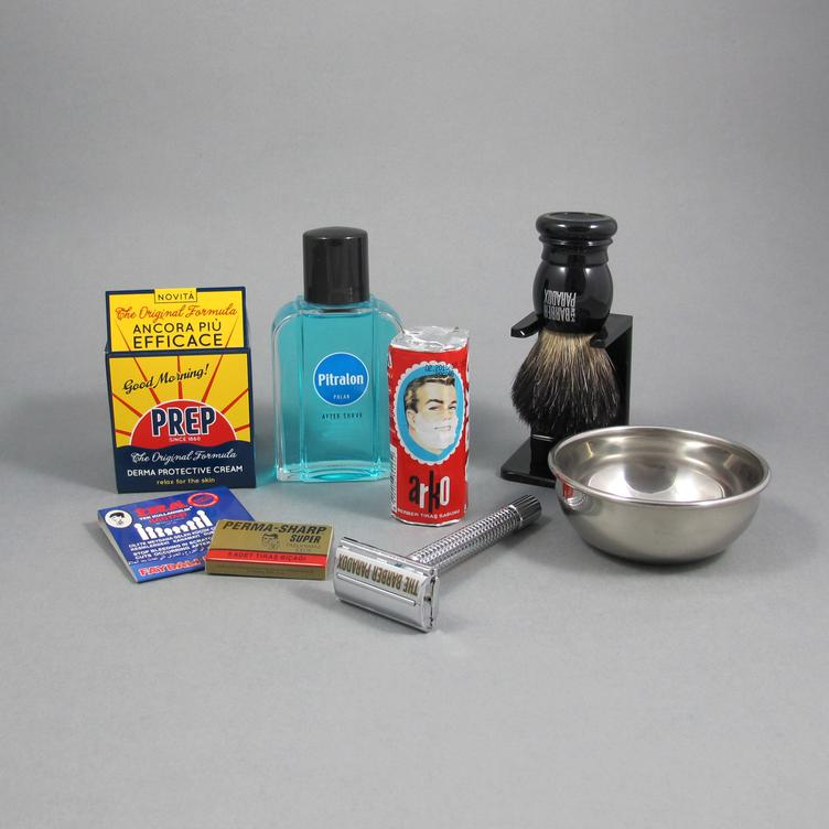 The Wet Shave Starter Kit